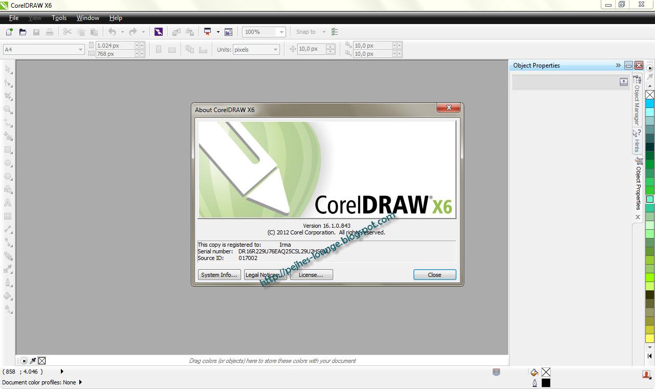 Download Pattern Coreldraw X6 Crack Blogspot