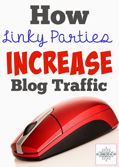 Linky Parties Increase Traffic