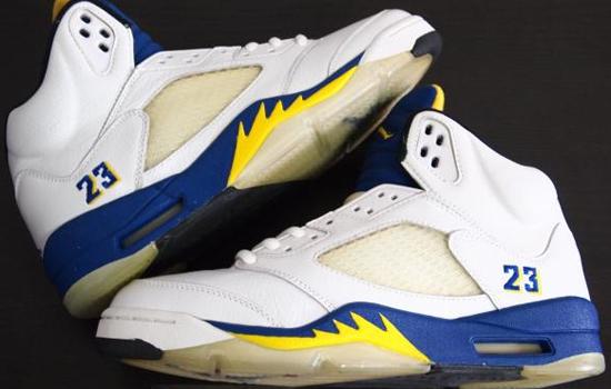 Nike Air Jordan 5 Retro LANEY