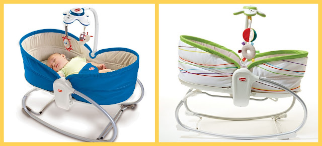 Tiny Love 3-in-1 Rocker Napper {Giveaway}