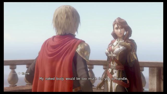 Final Fantasy Type-0 HD Emina