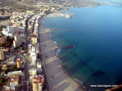 Vista Aerea El Campello, Alicante