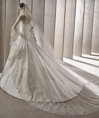 2014, Beautiful, Best, Bridal Celebration, bridal party, Bride and Groom, bride gallery, bride picture, Fashion, jackets, Luxury, Pronovias wedding dresses, Veils, Wedding Dress,