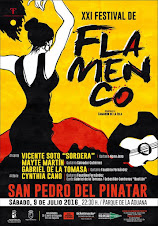XXI Festival de Flamenco San Pedro del Pinatar