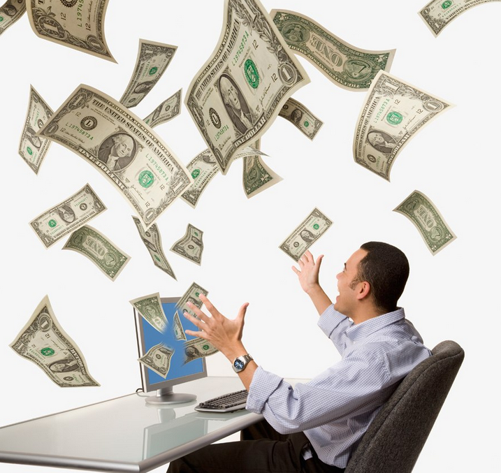 Mencari uang dengan blog