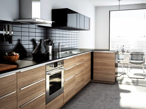 Latest collection of ikea kitchen units designs and reviews for Latest kitchen cabinet design
