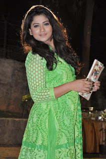 Actress Jyothi Latest Pictures in Anarkali Salwar Suit at Dr Salim Audio Launch 35