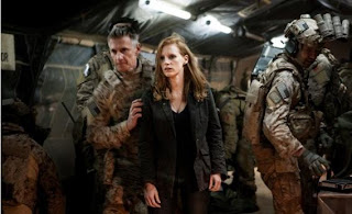 osama movie, jessica chastain, oscar snubs, best picture, war movie, terrorism movie