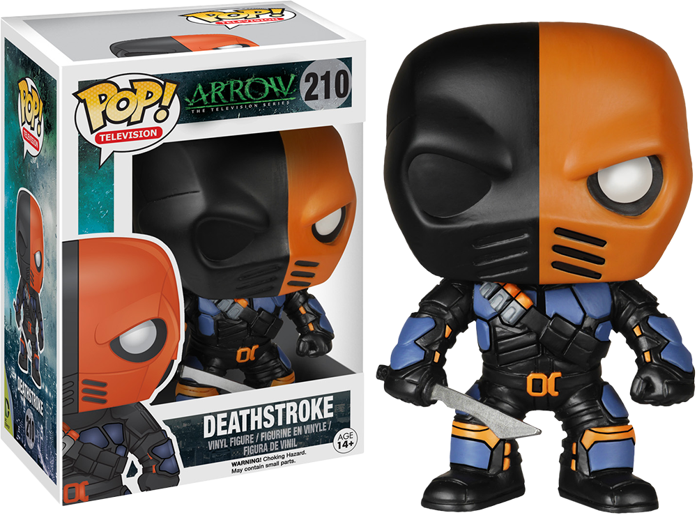 Funko Pop! DeathStroke