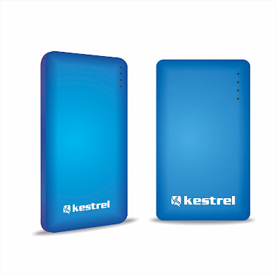 Kestrel Mobiles forays into mobile accessories segment by launching 4000 mAh Hawk KP-252 power bank for Rs. 799