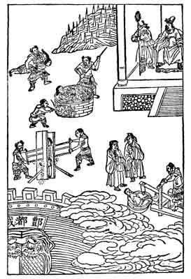 Gambaran Neraka Agama Taoisme