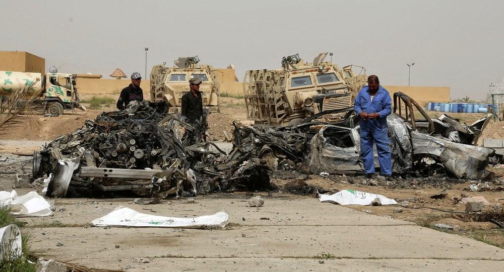 ISIL Suicide Bombing Shuts Down Iraq-Jordan Border