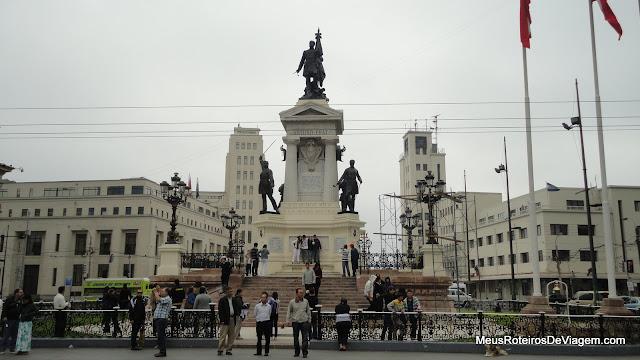 Monumento a los Héroes de Iquique - Valparaíso, Chile