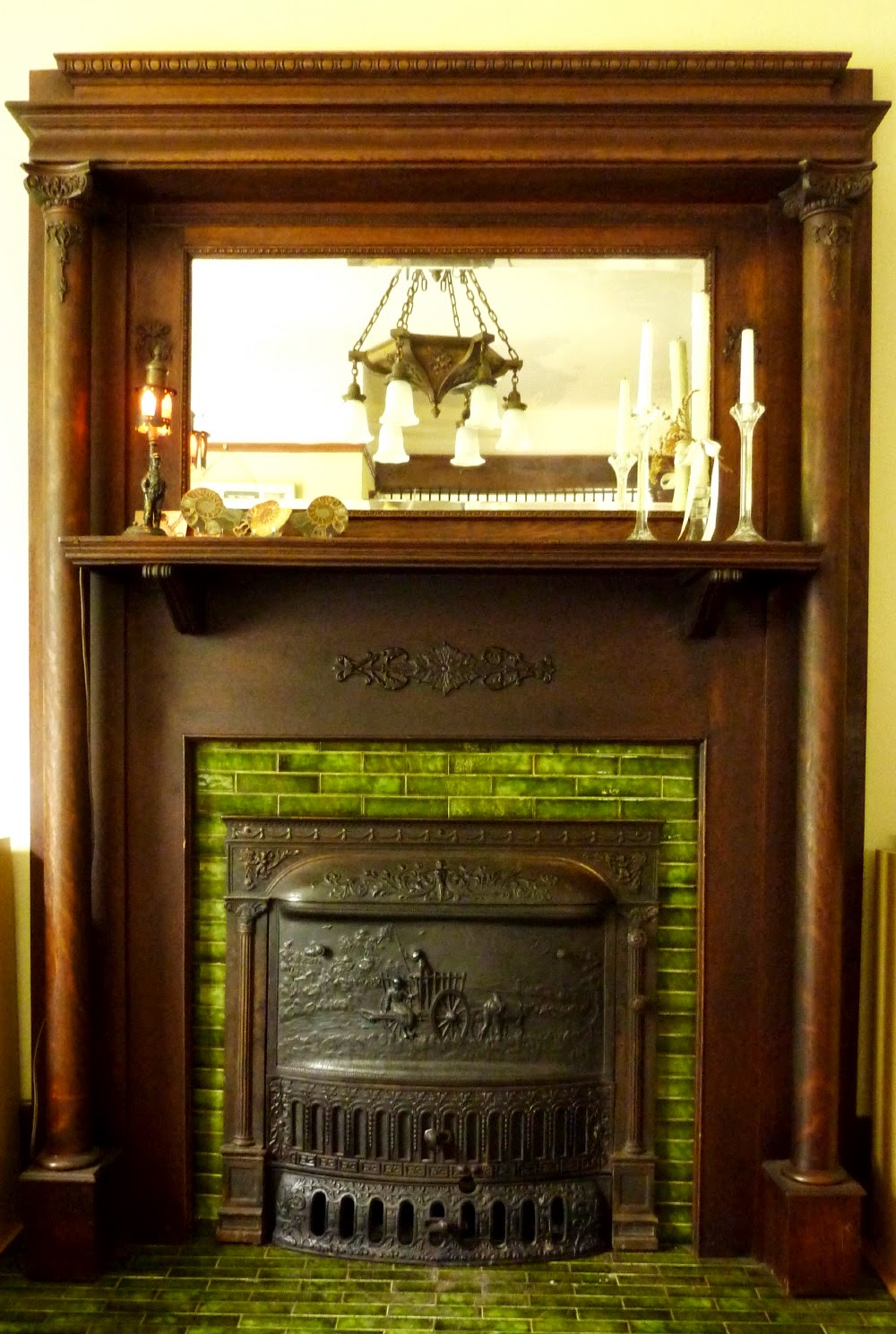 busy bee no 16 dawson brothers 1906 fireplace insert
