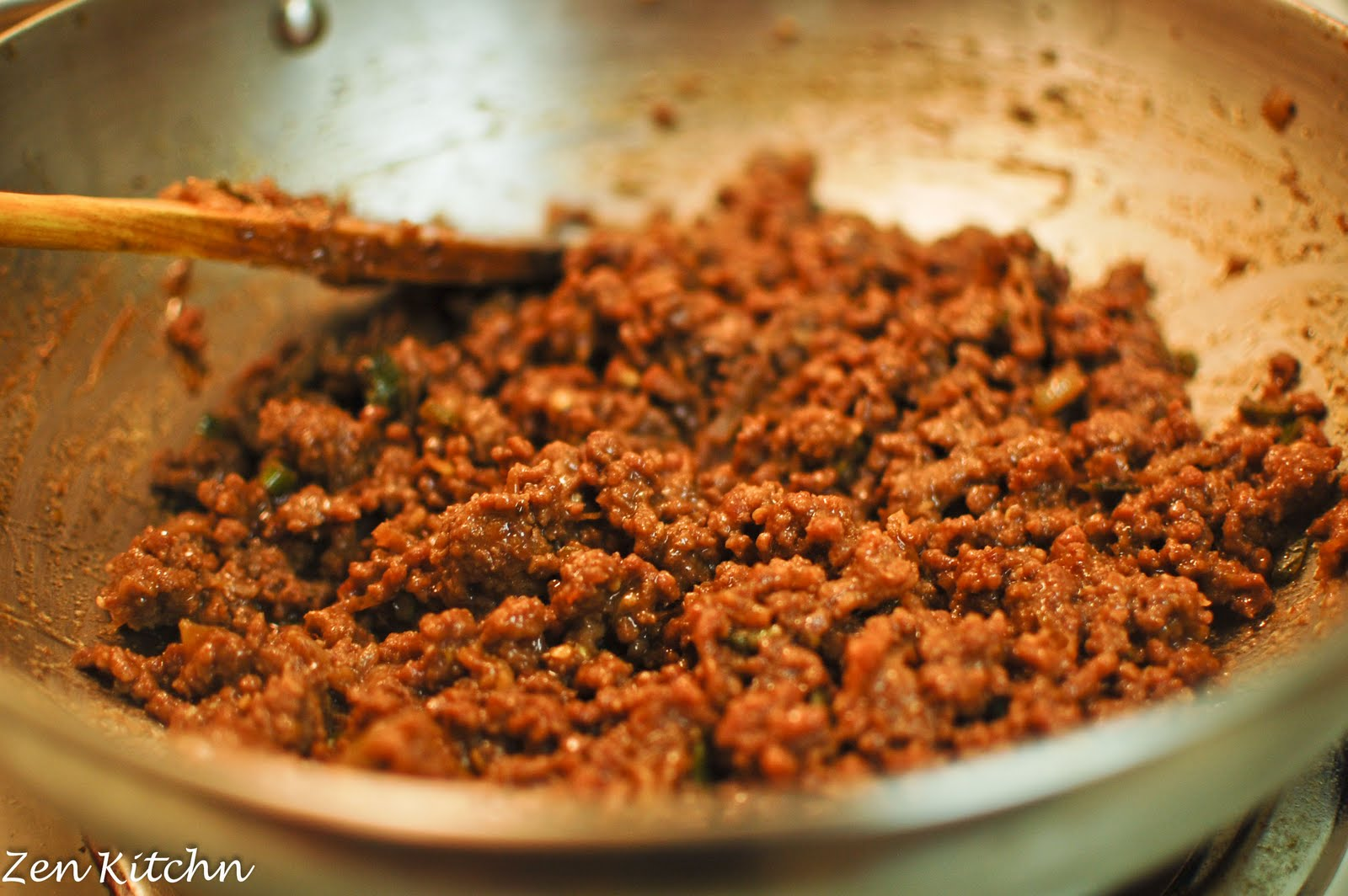 How to cook the minced beef patties 39