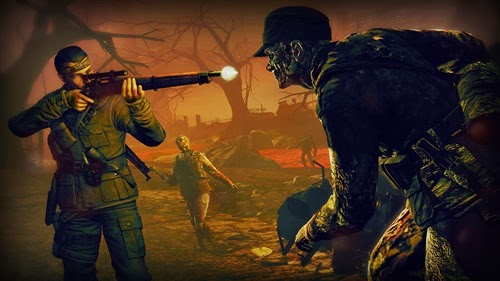 Sniper Elite Nazi Zombie Army 2 - PC (Download Completo)