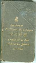LIBRO RECORDATORIO