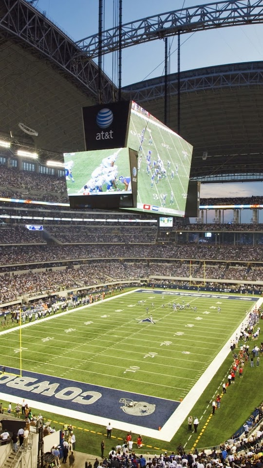 Dallas Cowboys Stadium  Galaxy Note HD Wallpaper
