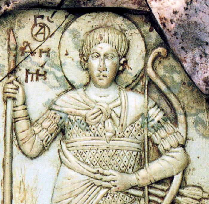 stylistic analysis on byzantine art