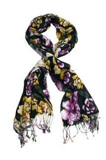 Promotional Coupon Codes - Josie Floral Scarf