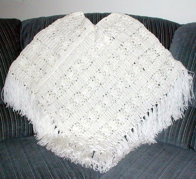 Knitting Poncho Pattern : Poncho Patterns-Knitting Gallery