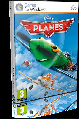 Disney Planes: El Videjouego [PC] [Español]
