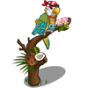 FarmVille Pirate Macaw Bonus Prize
