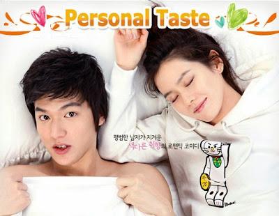 Nonton Drama Korea Personal Taste sub indo