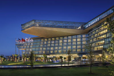 JW Marriott Hanoi officially opened