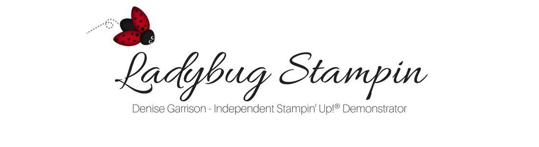 Ladybug Stampin