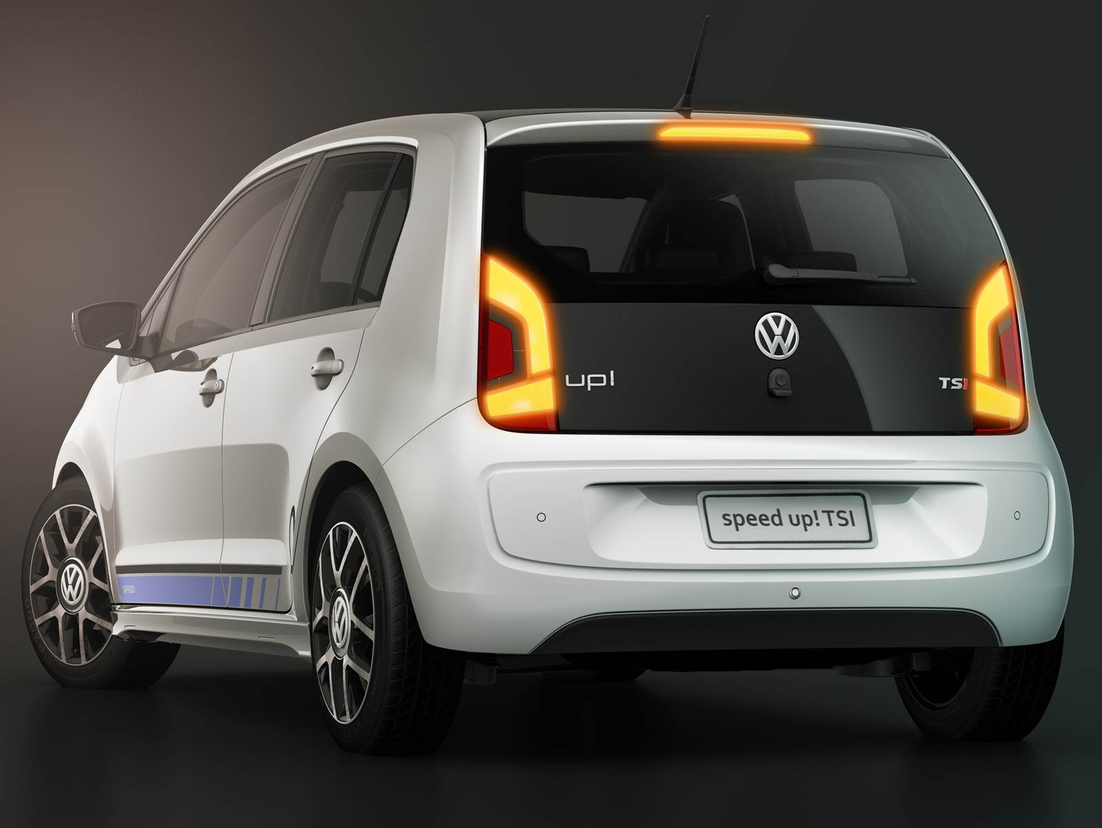 VW Up! TSI 2016
