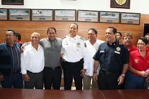 Gremio Taxista reconoce acciones en materia de seguridad y transporte en Veracruz