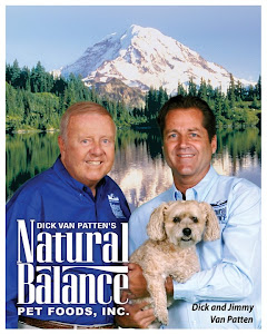 Natural Balance Pet Food is what I eat!