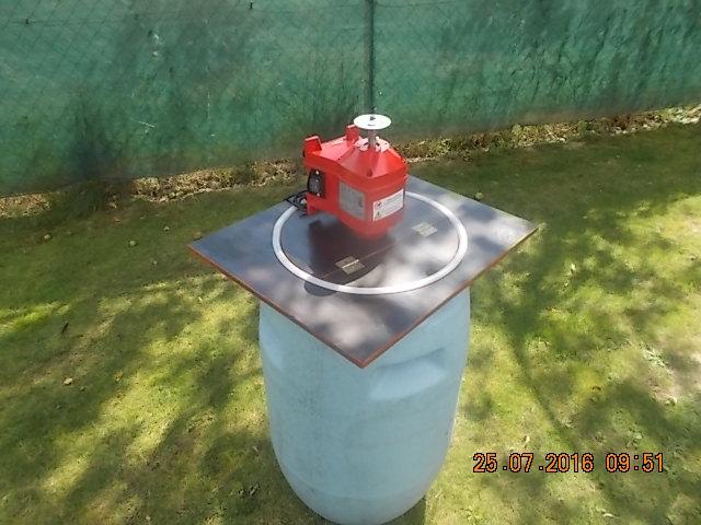 Elektrische Obstmühle
