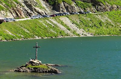 Col du Grand Saint Bernard