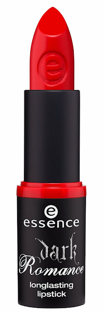 essence red lips