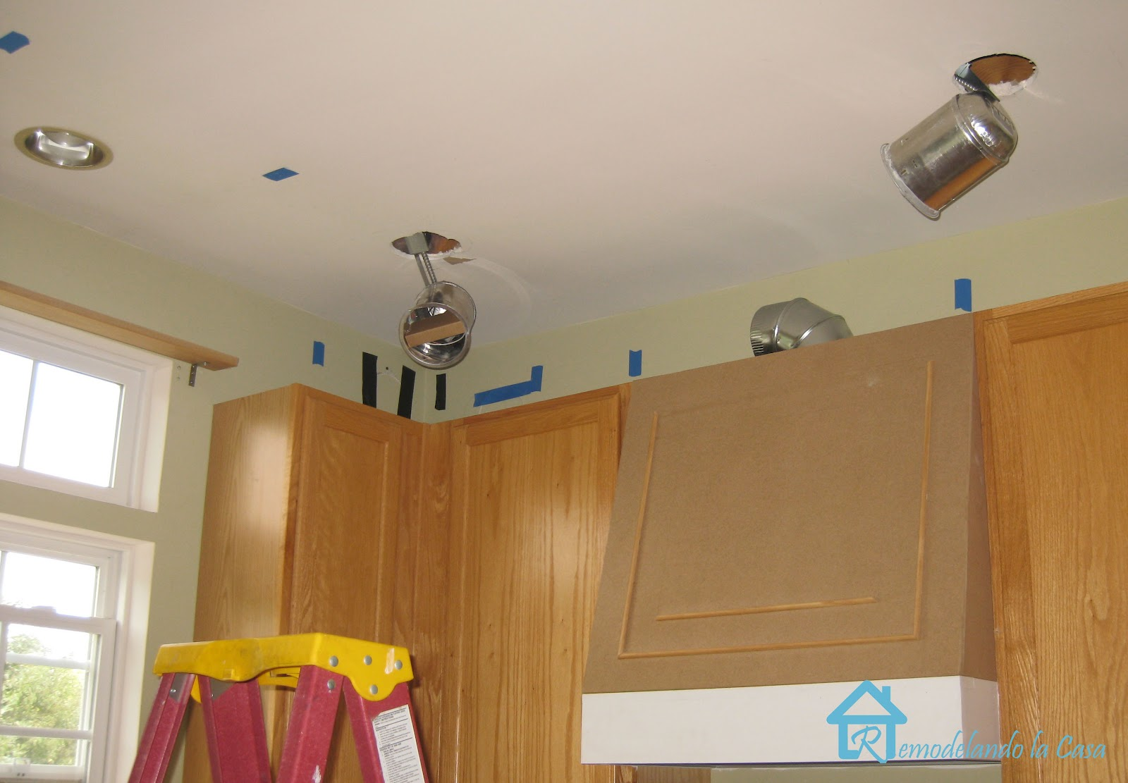 Thinking About Installing Recessed Lights Remodelando