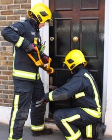 Locked out? Don't call the emergency services, call local locksmiths!