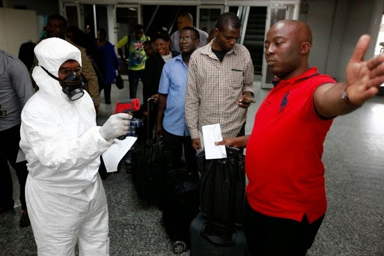 ebola virus news update nigeria