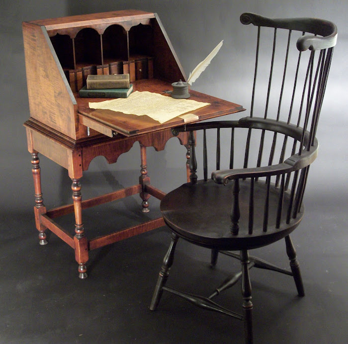 Jefferson Swivel and Secretary