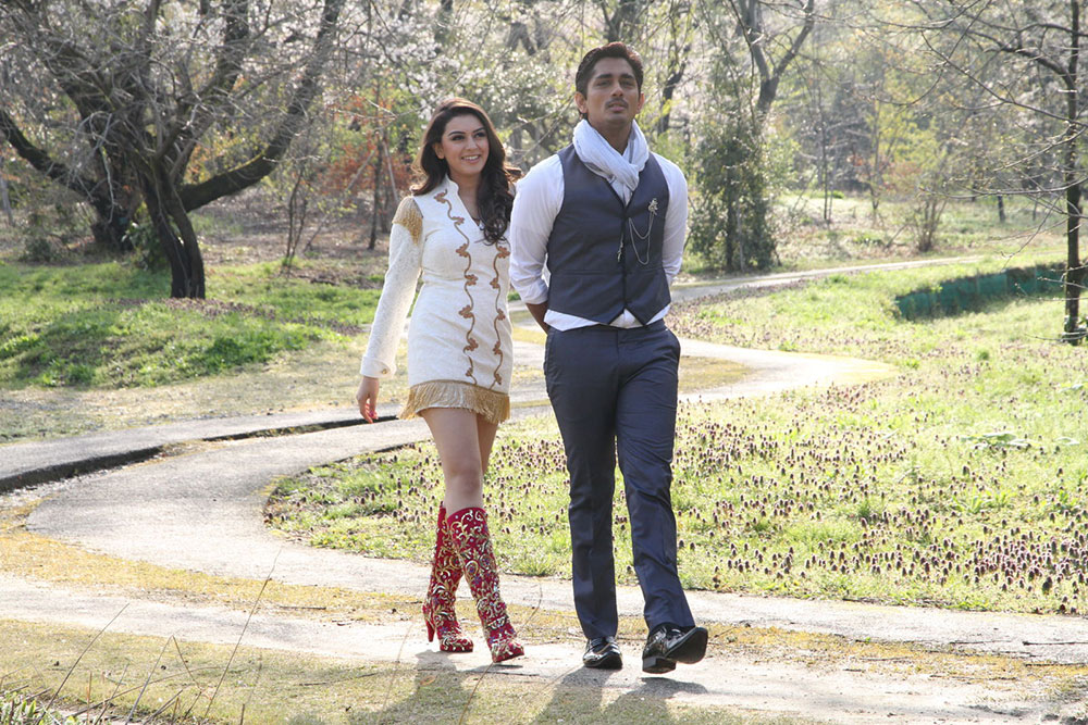 Something something movie stills hansika motwani gallery