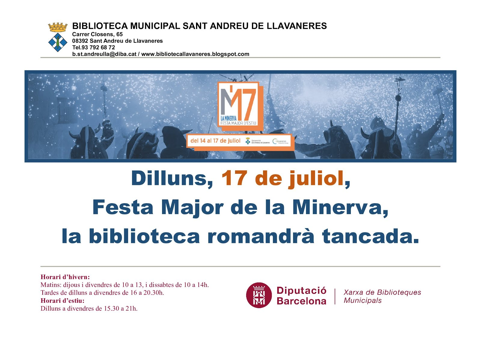 La Minerva 2017