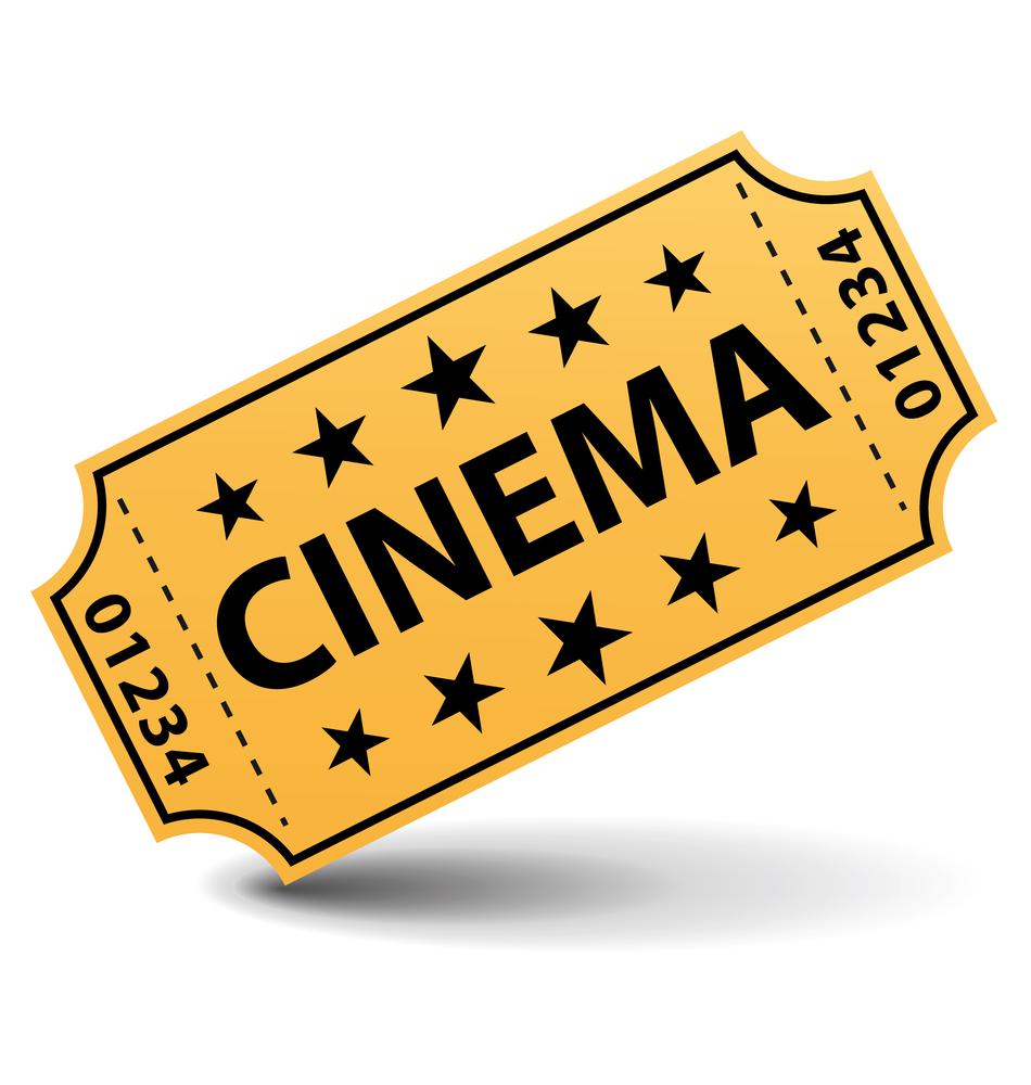 Movie Ticket Movie for my generation,