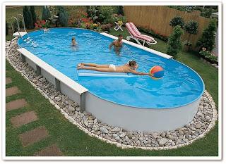 онлайн видео Как сделать бассейн в загородном доме
