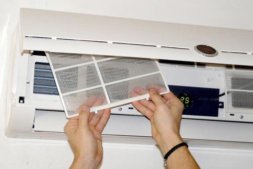 Mantenimiento de tu equipo de aire acondicionado for Arreglar aire acondicionado