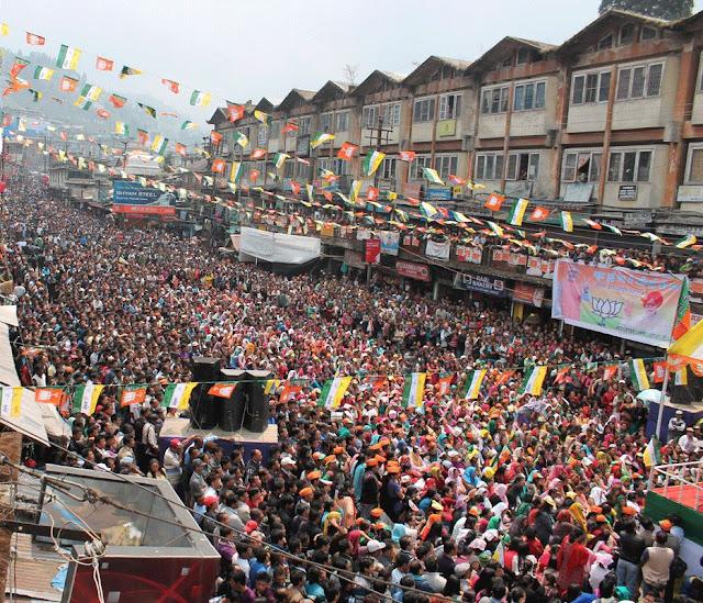 Janta in Darjeeling
