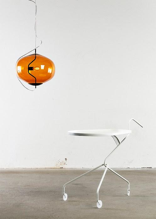 Lámpara Fondue - Luca Nichetto para David design