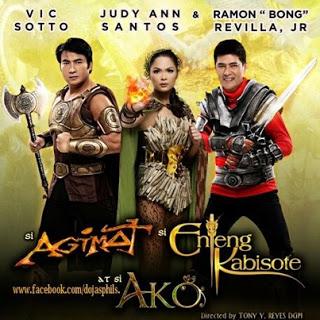 Si Agimat Si Enteng Kabisote At Si Ako (Camrip) (2012) - Watch Free