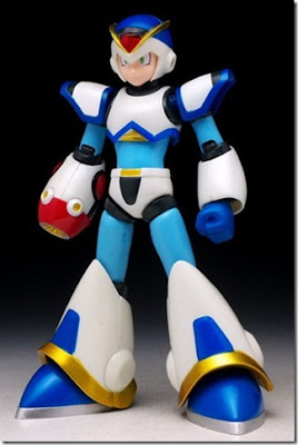 D-Arts Megaman X Full Armor review