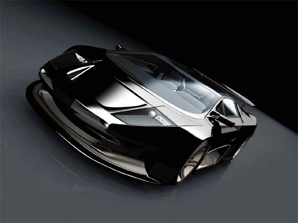 Vector Super Car